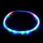 20 LED Chaser Necklace