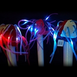 Assorted Slim LED Tentacle Hats