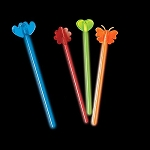 Glow Stir Stick 4pack - Assorted