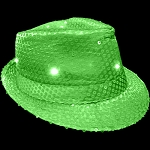 Flashing Fedora- Green