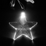 LED Pendant- White Star