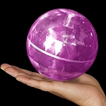 Light Up Bouncing Ball, Pink