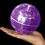 Light Up Bouncing Ball, Purple