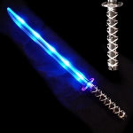 Light-up Ninja Sword w/ Sound Blue