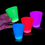 LED Atomic Shot Glass