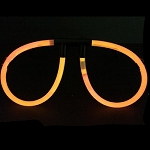 Orange Glow Glasses (Singles)