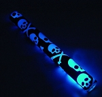 LED Foam Stick with Skulls