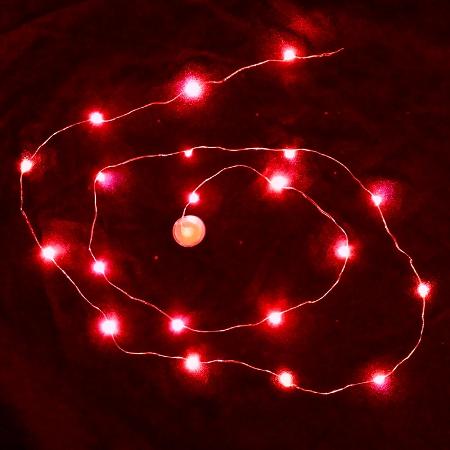 Waterproof LED String LED Light - Red Sureglow.com