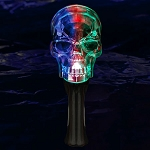 LED Crystal Skull Wand (NEW!)