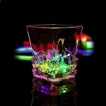 LED Light Up Whiskey Ice Cup