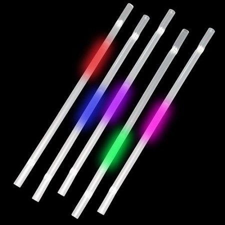Assorted Glow Straws (25-Pack)