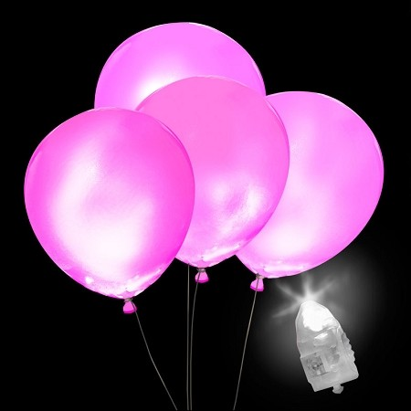 Light Up Balloon Led Balloon Lights Lighted Balloons