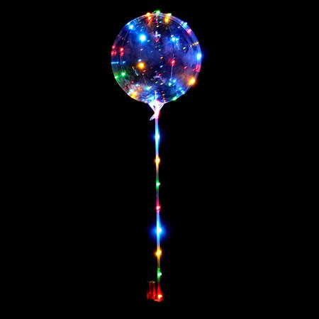 LED Wand Balloon RGB Wand Sureglowcom