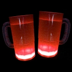 Cool Glow Mugs 12oz. Red (15 per Pack!)