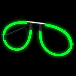 Green Glow Eyeglasses (12 Pack)