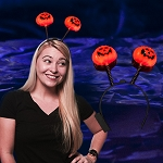 LED Pumpkin Headboppers (NEW!)