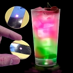 LED Cup/Bottle Illuminators (12-Pack)- Multicolor