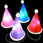 Flashing Party Hat- 6 Packs