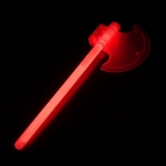 Red Glow Axe
