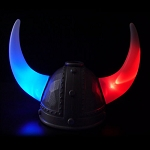 Warrior Horn Helmet