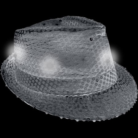 Flashing Fedora- Black