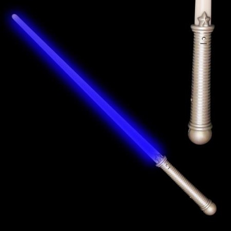"28"" Light Saber Sword- Blue"