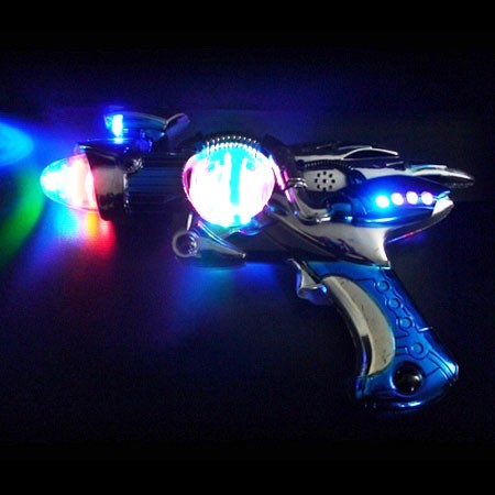 Magic Spinner Gun