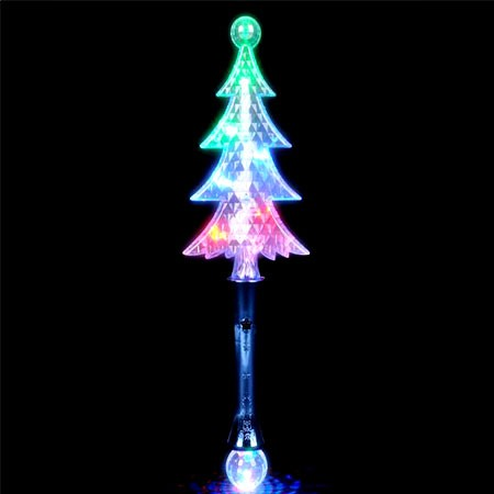 light up christmas tree wand